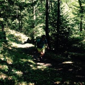 Climb to Col de Voza